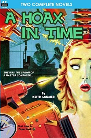 book cover of A Hoax in Time / Inside Earth