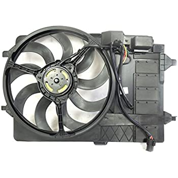 Amazon Com Tyc 621080 Mini Cooper Replacement Radiator Condenser
