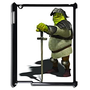 Defender Case With Nice Appearance donkey Shrek Cartoons for Ipad 2 3 4 Case Cover APL743191