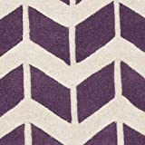 Safavieh Chatham Collection CHT746F Handmade Purple