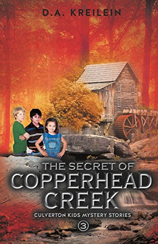 THE SECRET OF COPPERHEAD (Copperhead Springs)