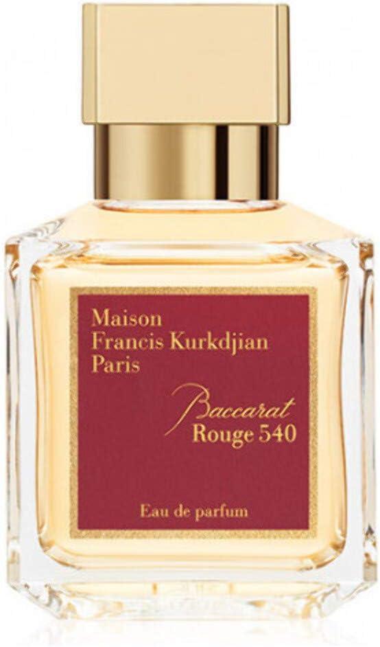 Baccarat Rouge 540 by Maison Francis Kurkdjian Unisex Perfume - Eau de Parfum, 70ml