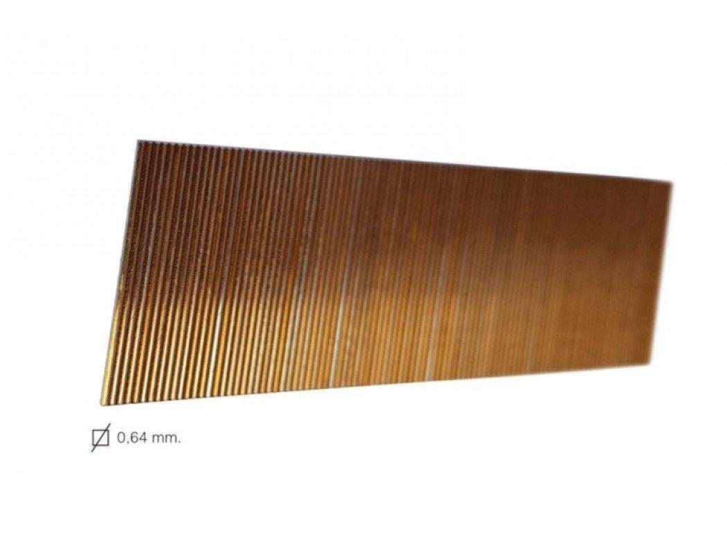 10.000 pcs Cajita de clavo sin cabeza PINS de 0,6 x 15mm