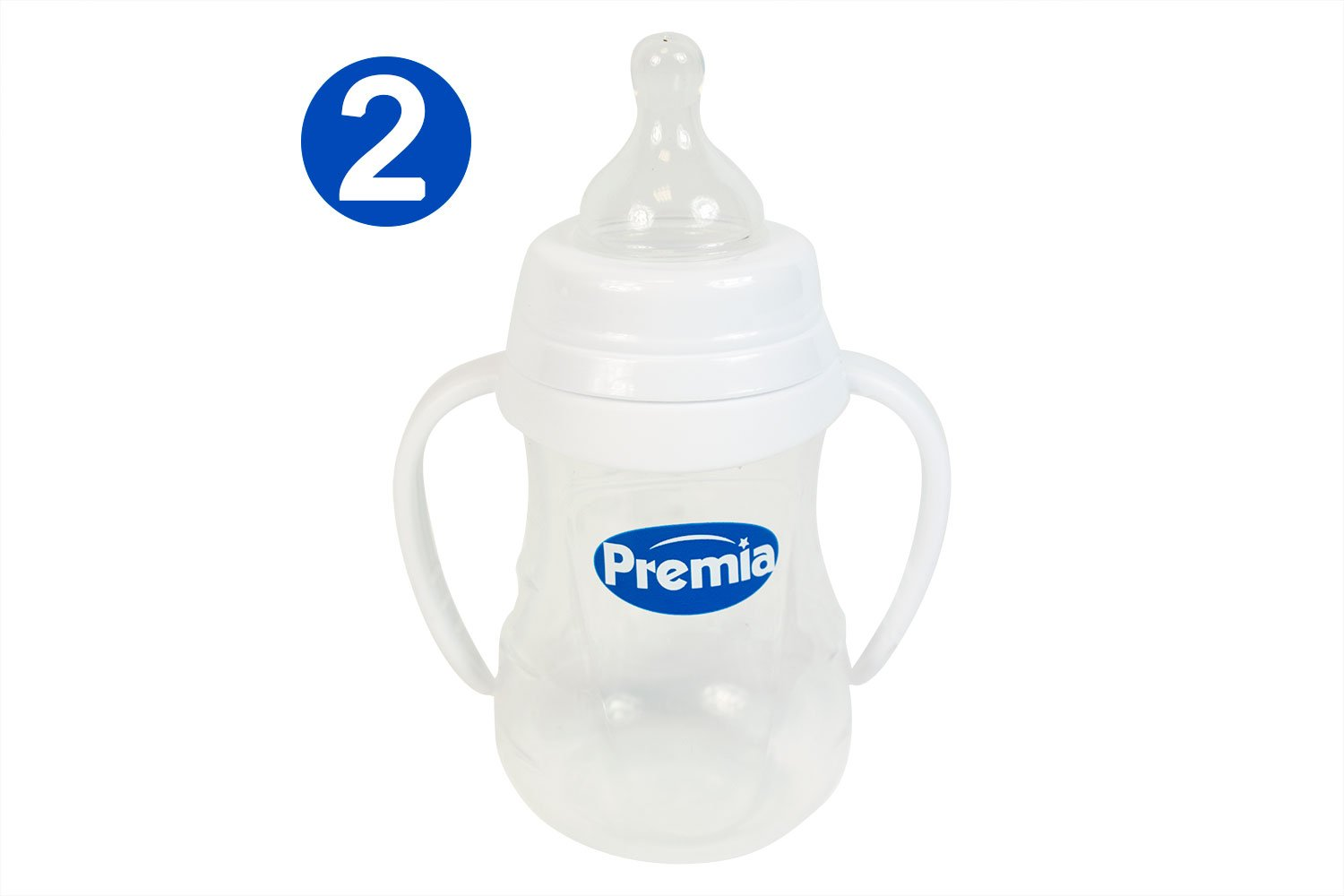 Beanbone 5 Stage Baby Feeding Bottles Transition Feed Milk