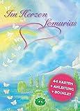 Kartenset: Im Herzen Lemurias: Die Kraft des zweiten Blickes (Die Wahrheit deiner Seele / Partnerschaft und Sexualität neu erleben)