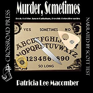 Murder, Sometimes Audiobook
