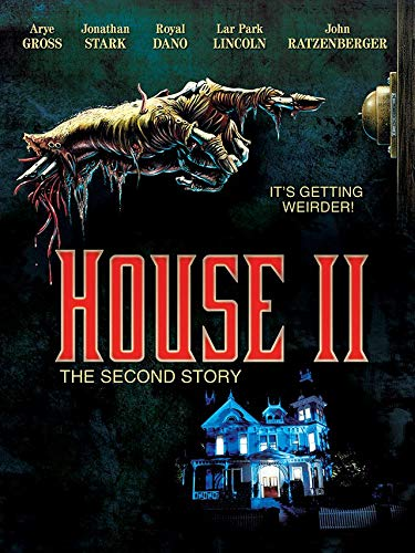 House II: The Second Story (1987) Hindi Dubbed