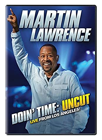 Martin Lawrence Doin Time Uncut (Martin Lawrence Comedy Dvd)