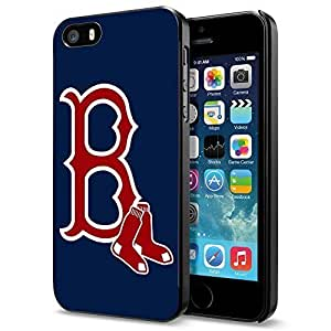 MLB Boston Red Sox Baseball, Cool iPhone 5 5s Smartphone Case Cover