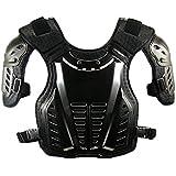 コミネ KOMINE バイク 胸部プロテクター チェストガード ブラック フリー 04-600 SK-600