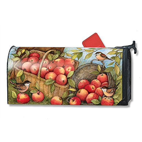 MailWraps Apples Galore MailWrap Mailbox Cover 00106 ()