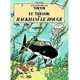 Poster Moulinsart Album de Tintin: Le trésor de Rackham le Rouge 22110 (70x50cm)