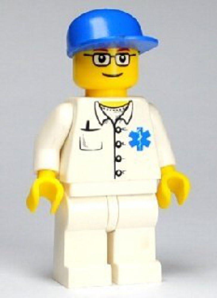 EMT Doctor Lego Minifigure