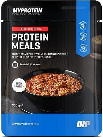 MyProtein Protein Meal Carne, Sabor Pollo Peri Peri - 300 gr ...