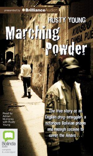 Marching Powder by Bolinda Audio