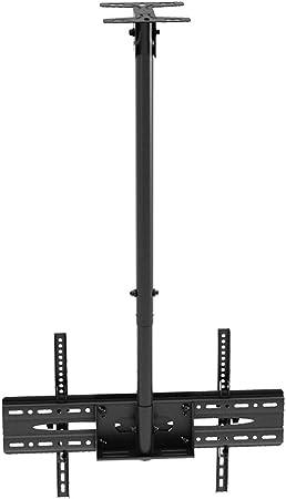 Exing TV Soporte de Techo, Altura Ajustable rotación Pantalla LCD suspensión Colgador para LED, LCD, televisores de Pantalla Plana Entre 32 Pulgadas a 65 Pulgadas: Amazon.es: Hogar