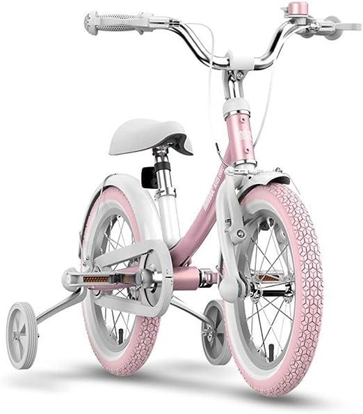 LXF Bicicletas Infantiles Bicicleta for niños niño niña Aluminio ...