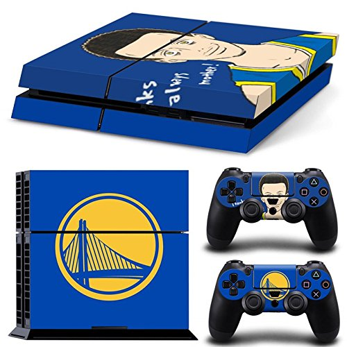 GoldenDeal PS4 Console and DualShock 4 Controller Skin Set - Basketball NBA - PlayStation 4 Vinyl