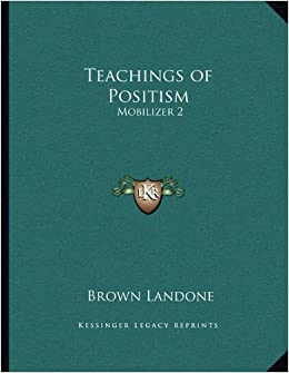 Book Teachings of Positism: Mobilizer 2