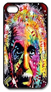 Andre-case albert einstein Polycarbonate case cover for fzxxwvyxnVm iPhone 6 4.7 Black