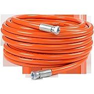 Titan High Pressure 1/4  x 50  Orange Airless Paint Spray Hose 4500psi - OEM