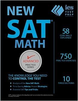 New SAT Math Practice Book (Advanced Practice Series)