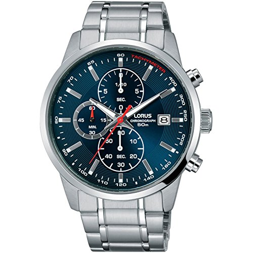 Lorus Sport RM327DX9 Mens Chronograph very sporty