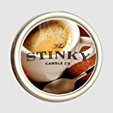 The Stinky Candle Company Cup of Joe Coffee Scented Candle 2 oz.