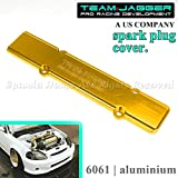 For Honda Civic/Acura Sir Type R Vtec B-Series Engines Team Jagger Spark Plug Cover Gold EG EK EF
