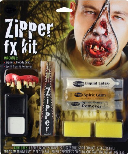 Zombi (Special Effects Makeup For Halloween)