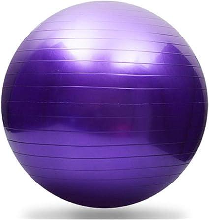 Pelota Suiza Gym Ball 55CM Bola para Pilates, Yoga, Fitness Pelota ...