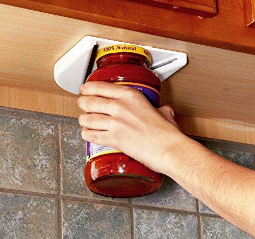 Keklle Single Hand Under Counter Jar Opener by Keklle