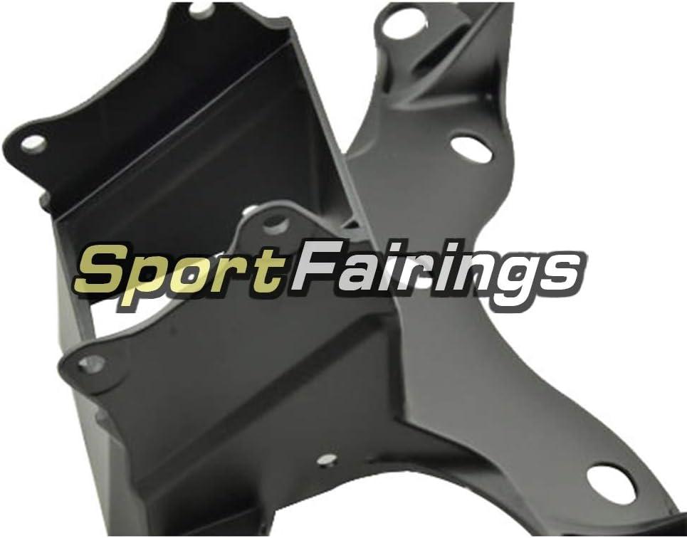 Sportbikefairings Upper Headlight Fairing Stay Bracket For Yamaha YZF600 R6 1999 2000 2001 2002 Support Stand Dirt Bike