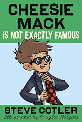 book cover of Is Not Exactly Famous