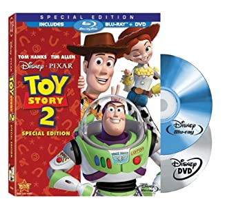 Amazon Com Toy Story 2 Two Disc Special Edition Blu Ray