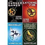 Hunger Games Books Set 1-4