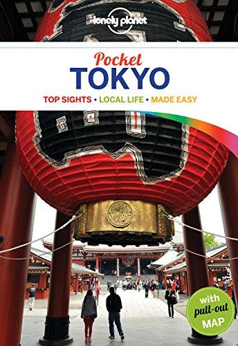 Lonely Planet Pocket Tokyo (Travel Guide) (Tokyo Pocket)