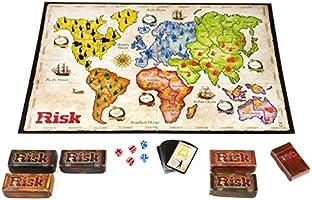 Hasbro Risk - Juego de Mesa (versión en inglés): Amazon.es ...