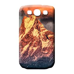 samsung galaxy s3 mobile phone back case Super Strong cover pattern awesome himalayan sunset