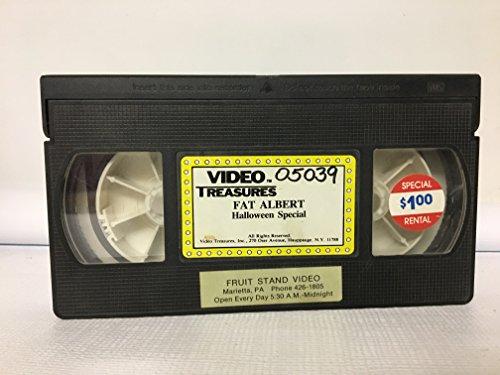 Fat Albert Halloween [VHS]