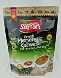 Safran Traditional Coffee Series (Turkish) (Menengic (Pistachio) Coffee 7.05 Oz Bag, Single Pack)