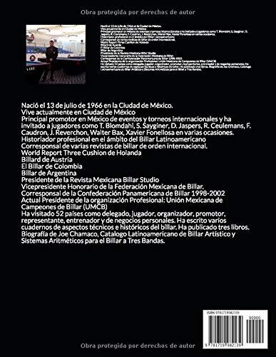 BIOMECANICA EN EL BILLAR ARTISTICO: Amazon.es: GALLEGOS ROSAS ...