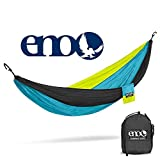 ENO Eagles Nest Outfitters - DoubleNest Hammock, The Original Portable Outdoor Camping Hammock for Two, Special Edition Colors, CDT