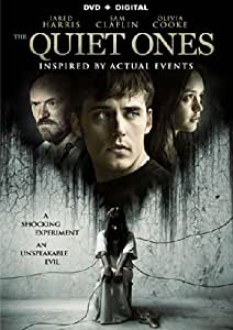 The Quiet Ones [DVD + Digital]