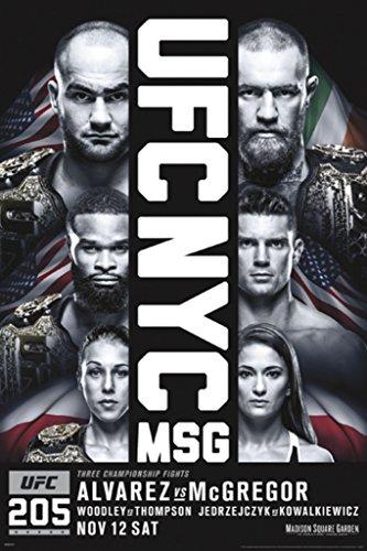 Pyramid America UFC 205 Eddie Alvarez vs Conor McGregor Spor