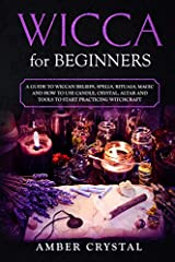 Buy the paperback version of this book and get the kindle book version for free.                                If you want to learn practicing witchcraft like a real WICCA, then keep reading.              The Wicca...