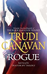 The Rogue: Book 2 of the Traitor Spy (Traitor Spy Trilogy)