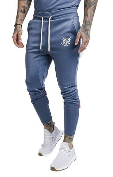 Sik Silk Pantalón de Chandal Sprint Armada  Amazon.es  Ropa y accesorios ed005a12a86e1