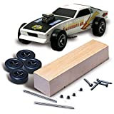 Woodland Scenics, Basic Pine Derby Car Kit