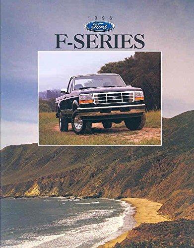1996 Ford F150 F250 F350 Pickup Truck (Ford F150 Brochure)